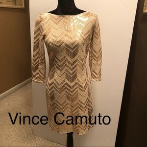 Vince Camuto dress size 2